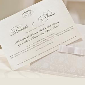 Convites de casamento tradicional 3