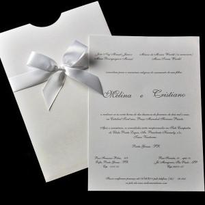 Convites de casamento tradicional 4