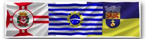 Bandeiras dos Municípios.
