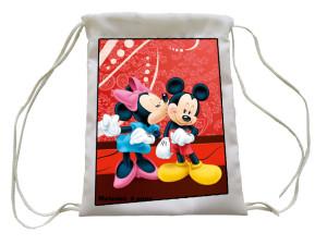 Mochilinha Mickey e Minie