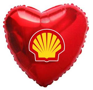 Balões metalizados rj-personalizados Shell