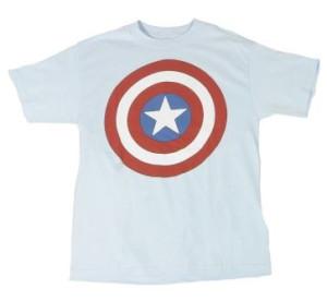Camisetas capitão América 002