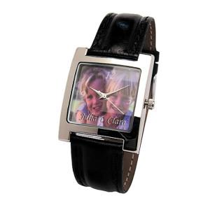 Relógio de Pulso Personalizado Com Foto.,coloridas ou preto e branco.