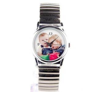 Relógio de Pulso Personalizado Com Foto.Brinde para o dia das Mães.