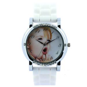 Relógio de Pulso Personalizado Com Foto.brinde para o Dia dos Pais.
