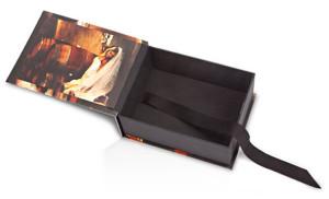 Caixas para ábum personalizadas com fotos