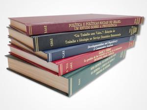 Encadernação currículum mádico capa dura