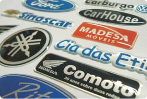 Adesivos Resinados para Carros,lanchas e eletrodomésticos.