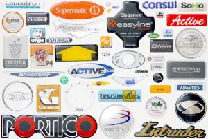 Adesivos Resinados para concessionárias,indústria de móveis epara todos os fins