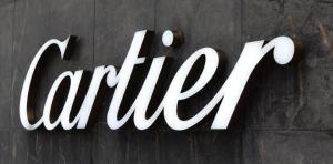 Letras de aço rj Cartier