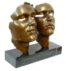 Esculturas de bronze 3