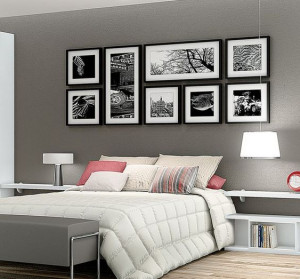 Impressão de fotos com molduras rj,para decoração quarto de casal.