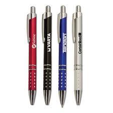 canetas de plástico personalizadas 002