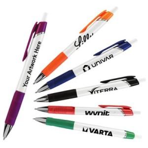 canetas de plástico personalizadas 004