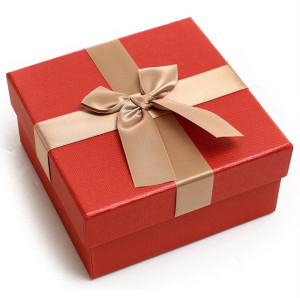 Caixa de presente de presente decorativa 006