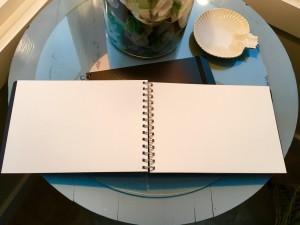 caderno de desenho capa dura formatos variados
