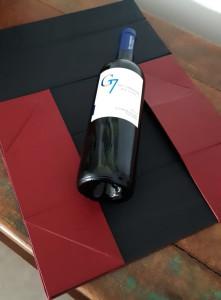 caixa de vinho barata RJ